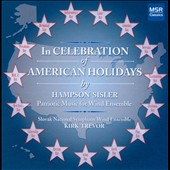 Hampson Sisler: American National Holidays Suite