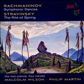 Rachmaninov: Symphonic Dances; Stravinsky: The Rite of Spring