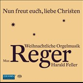 Organ Music from Max Reger