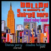Richard Rodney Bennet: Ballad in Memory of Shirley Horn