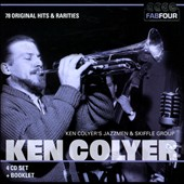 Ken Colyer/Ken Colyer's Jazzmen & Skiffle Group: Ken Colyer's Jazzmen and Skiffle Group 1956 [Box]