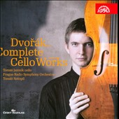 Dvor&aacute;k: Complete Cello Works / Tom&aacute;s Jamn&iacute;k