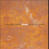 Chopin: Works For Piano / Tomsic
