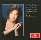 Beethoven: Diabelli Waltz, Op. 120 / Levin
