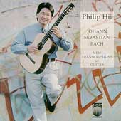 Bach: New Transcriptions for Guitar / Philip Hii