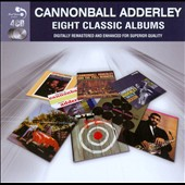 Cannonball Adderley: Eight Classic Albums [Box]