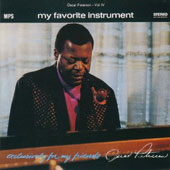 Oscar Peterson: My Favorite Instrument (Exclusively for My Friends, Vol. 4)