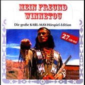 Various Artists: Mein Freund Winnetou: Die Grobe Karl May Horspiel Edition