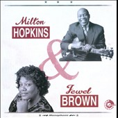 Milton Hopkins/Jewel Brown: Milton Hopkins & Jewel Brown *