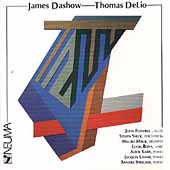 James Dashow, Thomas DeLio / Linder, Shick, Maur, et al