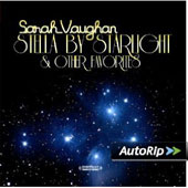 Sarah Vaughan: Stella by Starlight & Other Favorites