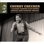 Chubby Checker: Five Classic Albums