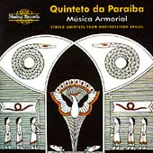 Quinteto da Para&iacute;ba - M&uacute;sica Armorial