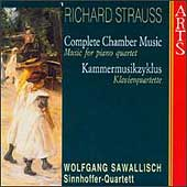 R. Strauss: Complete Chamber Music Vol 1