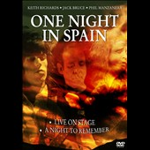 Keith Richards/Phil Manzanera/Jack Bruce: One Night in Spain
