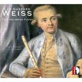Jean Gaspard Weiss: Sounds For My Flute / Francois Nicolet, Antichi Strumenti, Laura Toffetti and Claudia Monti