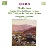 Delius: Florida Suite, etc / Lloyd-Jones, English Northern