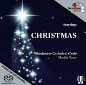 Starring: Christmas / Winchester Cathedral Choir, Neary