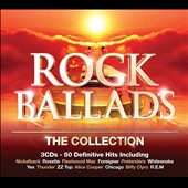 Various Artists: Rock Ballads: The Collection [Box]