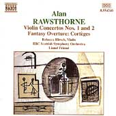 Rawsthorne: Violin Concertos no 1 and 2, etc / Hirsch, et al