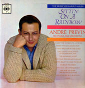 André Previn (Conductor/Piano): Sittin' on a Rainbow