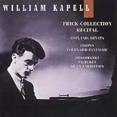 William Kapell - Frick Collection Recital