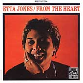 Etta Jones: From the Heart