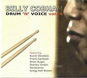 Billy Cobham: Drum 'n' Voice, Vol. 4 *