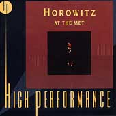 Horowitz at the Met