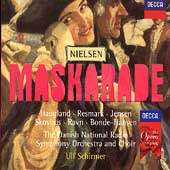 Nielsen: Maskarade / Schirmer, Haugland, Danish National