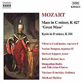 Mozart: Mass in C minor, etc / Halász, Loukianetz, et al