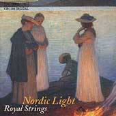 Nordic Light - Grieg, et al / Ericsson, Royal Strings
