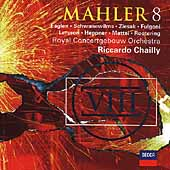Mahler: Symphony no 8 / Chailly, Eaglen, Ziesak, et al