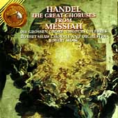 Handel: The Great Choruses from Messiah / Robert Shaw