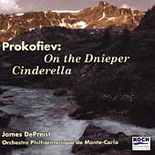 Prokofiev: On the River Dnieper, Cinderella / DePreist