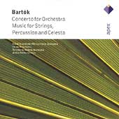Bart&oacute;k: Concerto for Orchestra, etc / Davis, Saraste, et al