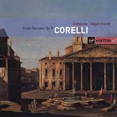 Corelli: Violin Sonatas Op 5 / Sonnerie