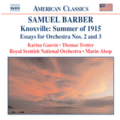 American Classics - Barber: Knoxville, etc / Alsop, et al