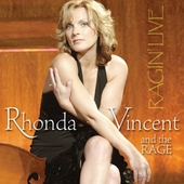 Rhonda Vincent: Ragin' Live