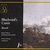 Bartok: Bluebeard's Castle / Fricsay, Nilsson, et al