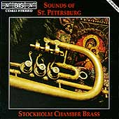 Sounds of St. Petersburg - Evald / Stockholm Chamber Brass