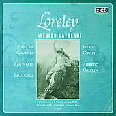 Catalani: Loreley / Simonetto, Neate, Guelfi, et al