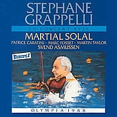 Stéphane Grappelli: Olympia 88 (Collectables)