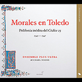 Los Siglos de Oro Vol 1 - Morales in Toledo / Noone, et al