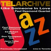 Paul Desmond Quartet: Like Someone in Love