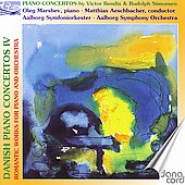 Danish Piano Concertos Vol 4 / Oleg Marshev, et al