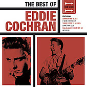 Eddie Cochran: The Very Best of Eddie Cochran [EMI 40 Tracks]