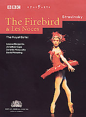 Stravinsky: The Firebird & Les Noces [DVD]