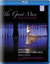 The Great Mass / A Ballet By Uwe Scholz [Blu-Ray]