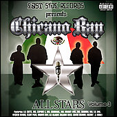 Various Artists: Chicano Rap Allstars, Vol. 3 [PA]